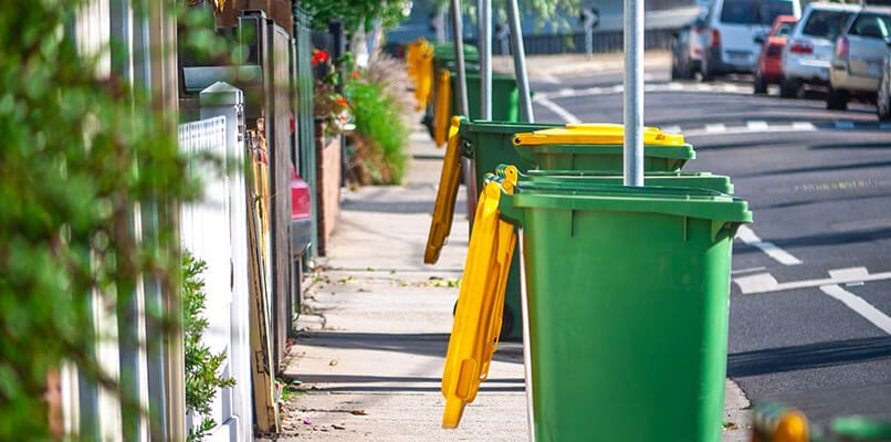 Green and Garden waste removal image