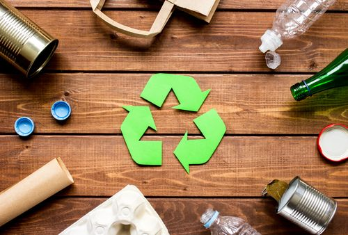 list of items that you can recycle from your home